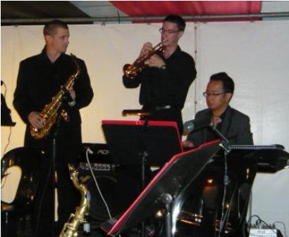 Simon Montgomery Trio