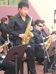 David Tran - Alto Saxophonist