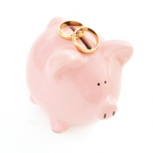 Saving on the little things in every day life all adds up when saving for your wedding day.