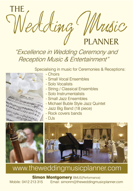 Preparing Your Church Wedding Music A Timeline From A Year Before The Wedding Day